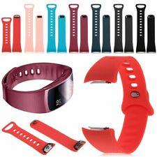 Reemplazo Silicona Pulsera Reloj Banda Correa Para Samsung Gear Fit 2 & Fit2 Pro