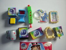 KINDER SURPRISE SET - MAGIC SCHOOL TOYS TRICKS LEGERDEMAINS - COLLECTIBLES