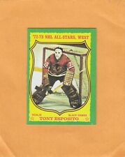 TONY ESPOSITO NO:90   in TOPPS 1973-74 NEAR MINT