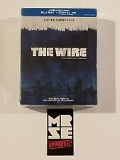 The Wire Complete Series Seasons 1 2 3 4 5  Blu-ray Set Brand New & Sealed