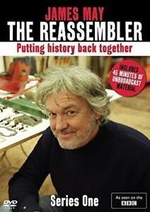 James May - The Reassembler [DVD][Region 2]