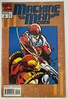 MACHINE MAN 2020 2 / MARVEL COMICS English / 6.0 FINE + 1994