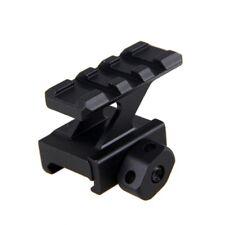 "1"" Picatinny Schiene Weaver Rail Montage Sight Scope Riser Mount Adapter 21 mm"
