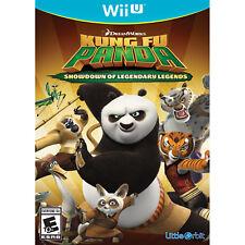 Kung Fu Panda: Showdown of Legendary Legends WiiU [Brand New]