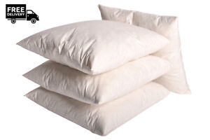 Luxury DUCK FEATHER Cushion Inners Pads Inserts Fillers 15, 16 and 18 Inch