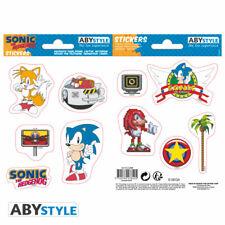 Sonic - Sonic Retro Mini Stickers