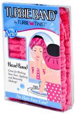 Turbie Twist Turbie Band Head Band, Pink
