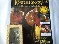 Lord of the Rings Figures Issue 148 Merry and Pippin at Edoras - eaglemoss