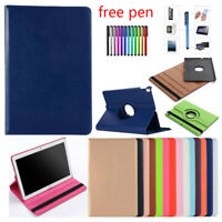 For Samsung Galaxy Tab S5e 10.5 2019 T720 T725 360 Rotate PU Leather Case Cover