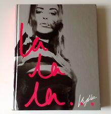 Kylie Minogue | La La La | Hardback Book |