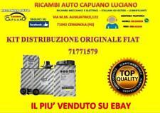 KIT DISTRIBUZIONE ORIGINALE + POMPA ACQUA ALFA ROMEO 147 1.9 JTD 16V 71771579