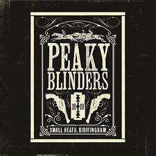 Peaky Blinders OST Series 1-5 - Nick Cave [CD]