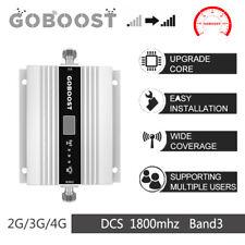 Goboost 4G LTE 1800MHz Band 3 Handy-Signalverstärker phone Repeater Booster Call