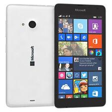 Lumia 535 Sbloccato Microsoft SIM Gratis Smartphone-grade A-Bianco-UK SELLE.