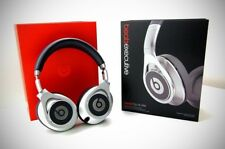 Beats by Dr Dre. Executive Silver - Perfect Condition