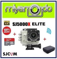 SJCAM SJ5000X Elite 4K WiFi Action Cam + Sandisk Ultra microSD + 16GB + Bag (SL)