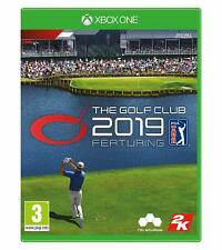 The Golf Club 2019 For Xbox One (New & Sealed)