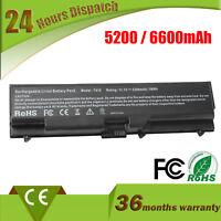 Laptop Battery for Lenovo Thinkpad T410 T420 T510 T510i T520 SL410 SL510