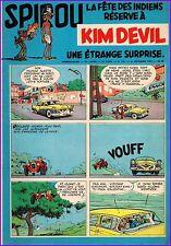 ▬► Spirou Hebdo n°910 du 22 septembre 1955