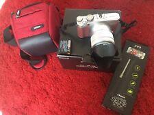 Fujifilm X-A3 silber inkl. XC 16-50mm F3,5 - 5,6 OISII, wenig gebraucht