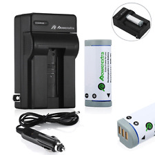 NB-9L Battery + Charger for Canon PowerShot ELPH 510 HS 520 HS 530 HS SD4500 IS