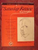 Saturday Review September 30 1939 THOMAS CRAVEN LOUIS KRONENBERGER