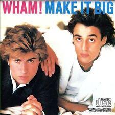 GEORGE MICHAEL Wham CARELESS WHISPER wake me up before u go EVERYTHING SHE WANTS