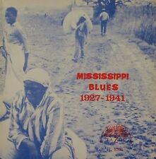 MISSISSIPPI BLUES 1927-1941 Son House-Skip James YAZOO Sealed COLORED VINYL LP