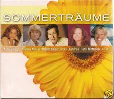 3 CD Audrey Landers, Andrea Berg, Andrea Jürgens `Sommerträume` Neu/New/OVP