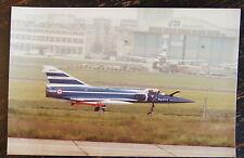 AVIATION, PHOTO AVION MIRAGE 3 EXPERT 3 NG SO