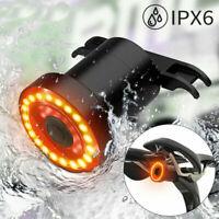 XLite100 Vélo Imperméable Frein Capteur LED Feu Arrière Lumière de Bicyclette