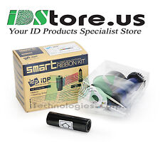 NEW IDP 650634 YMCKO Color Ribbon Kit - 250 Prints ***Free Shipping***
