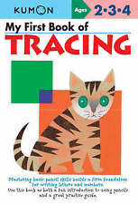 My First Book of Tracing (Kumon Workbooks), Kumon, Very Good, Paperback