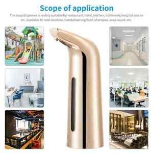 Handsfree Automatic Liquid Soap Dispenser Touchless IR Sensor Liquid Dispense