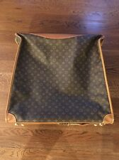 Louis Vuitton Garment Bag Luggage Monogram Authentic Suitcase Great