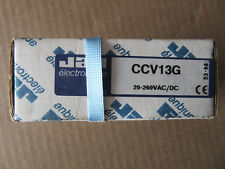 JAY Electronique CCV13G Electric Sensor 20-260V AC/DC NEW!!! in Box Free Ship