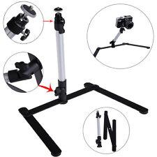 Lightning Adjustable Table Top Stand Mini Monopod for DSLR Digital Camera