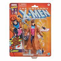 "Marvel Legends GAMBIT 6"" Figure RETRO X-MEN Classic Animated Hasbro TARGET Excl."