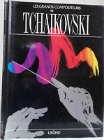 1990 I Grandi Compositori Tchaikovsky Casa Base 1ère Édit. IN8 Tbe Illustre
