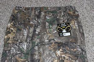 NEW Mens Cargo Pants REALTREE XTRA Camo Sz L XL XXL XXXL Hunting Bottoms