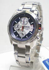Seiko Chronograph 100m Alarm Diver's Men's Watch SNAA67P1