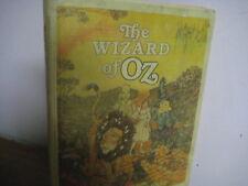Wizard of Oz/ Frank Baum/ hardback/ Michael Hague/ 1982
