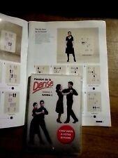 DVD + fascicule passion de la danse tango et samba