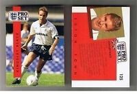 PROSET Pro Set 1990-91 football cards – VARIOUS Teams F to N