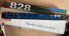 Motu 828 Firewire Audiointerface