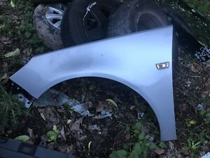 2009-2013 Vauxhall Insignia Front Wing LH Passenger Side Silver Z176