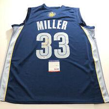 Mike Miller signed jersey PSA/DNA Memphis Grizzlies Autographed