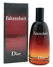 Fahrenheit Cologne by Christian Dior 3.4 oz. Eau de Toilette Spray for Men.