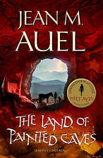 The Land of Painted Caves - Earth's Children Book 6, Auel, Jean M, Used; Very Go