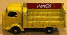 Vintage Lesney Matchbox No 37 Karrier Bantam Lorry Coca Cola - BPW